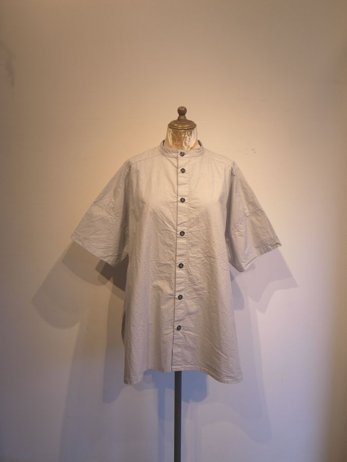 Yarmo(ヤーモ)Side Open S/Slv Shirts