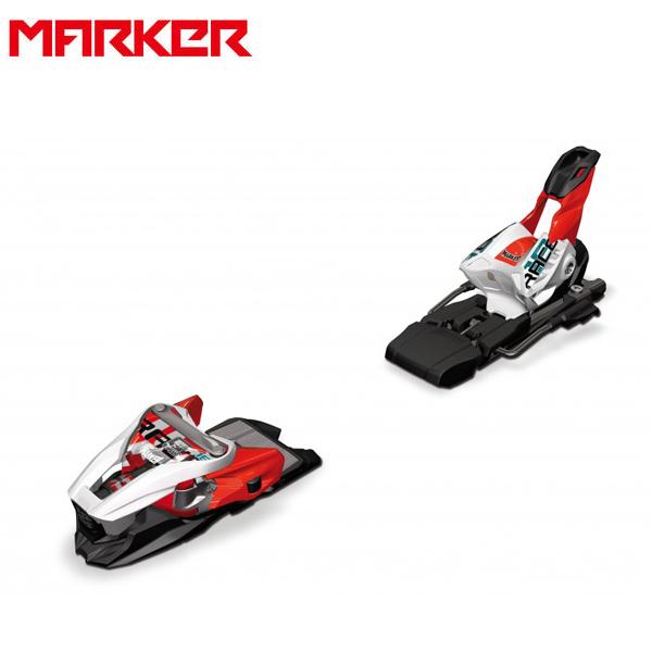 MARKER 〔マーカービンディング〕XCELL 24 WT/FLO-RED【送料無料】<17>