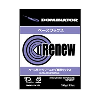 DOMINATOR〔ドミネーターワックス〕 RENEW 〔400g〕 固形【A】