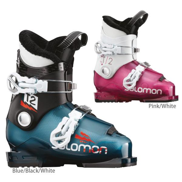 SALOMON サロモン ジュニア キッズ スキーブーツ 2020 T2 RT 新作 最新 19-20 NEWモデル
