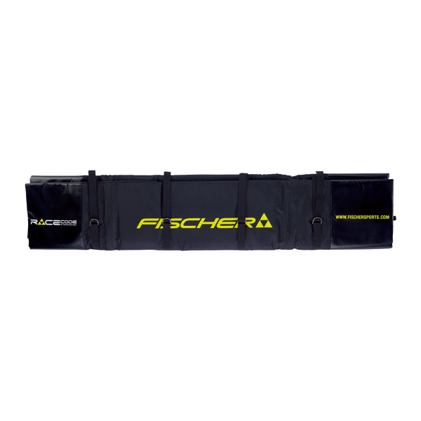 【18-19 NEWモデル】FISCHER〔フィッシャー 3台用スキーケース〕<2019>SKICASE ALPINE 3PAIR RACECODE Z15317【送料無料】
