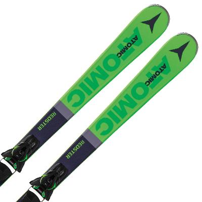 アトミック スキー板 ビンディング セット ATOMIC 19-20 REDSTER X5 GREEN + FT 10 GW 取付無料 2020