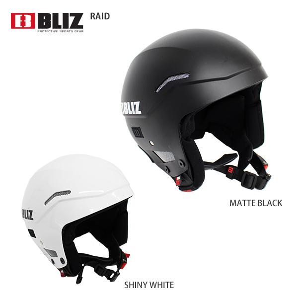 【39ショップ限定!エントリーでP2倍 6/11 01:59まで】BLIZ〔ブリス スキーヘルメット〕<2019>RAID【送料無料】【FIS対応】