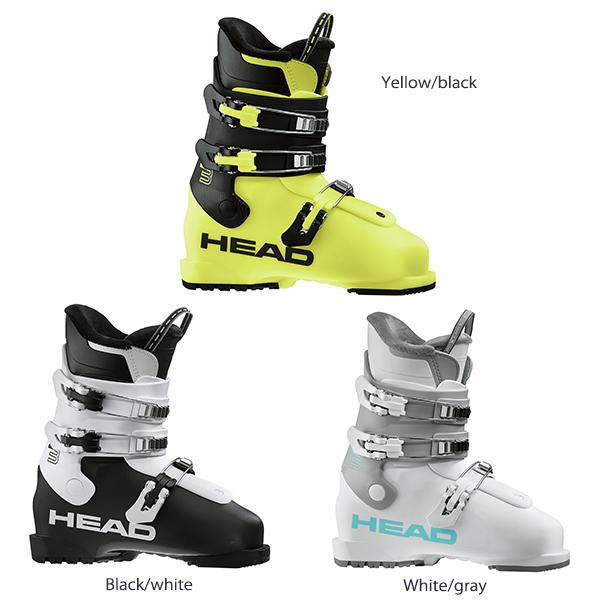 HEAD ヘッド ジュニア スキーブーツ 2020 Z3 ゼット3 新作 最新 19-20 NEWモデル