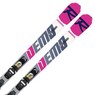 ROSSIGNOL ロシニョール スキー板 2020 DEMO GAMMA CA XPress2 + XPRESS 11 GW B83 Black Icon 19-20 NEWモデル ビンディング セット 取付無料