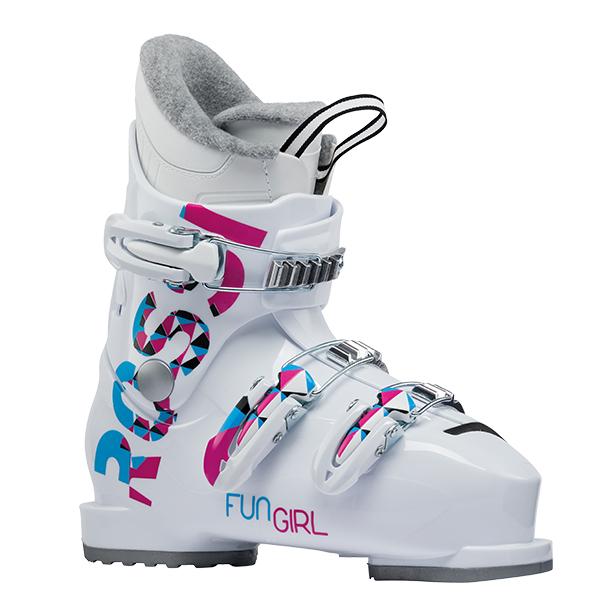 ROSSIGNOL ロシニョール ジュニア スキーブーツ 2020 FUN GIRL J3 ファンガール J3 新作 最新 19-20 NEWモデル〔SA〕