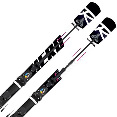 ROSSIGNOL ロシニョール スキー板 2020 HERO MASTER DLC R22 + SPX 15 ROCKER RACE BLOCKER Black Icon 19-20 NEWモデル ビンディング セット 取付無料