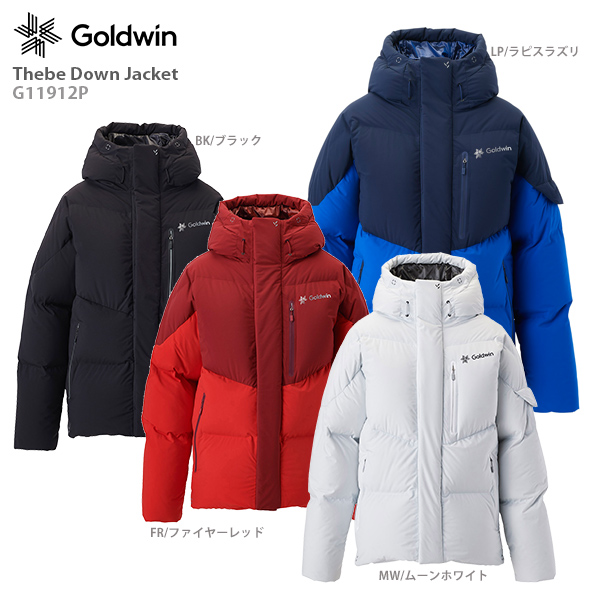 【19-20 NEWモデル】GOLDWIN〔ゴールドウィン ダウンジャケット〕<2020>Thebe Down Jacket G11912P【送料無料】