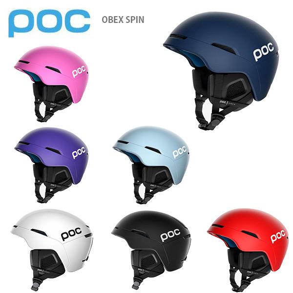 【39ショップ限定!エントリーでP2倍 6/11 01:59まで】POC〔ポック スキーヘルメット〕<2020>OBEX SPIN【A】