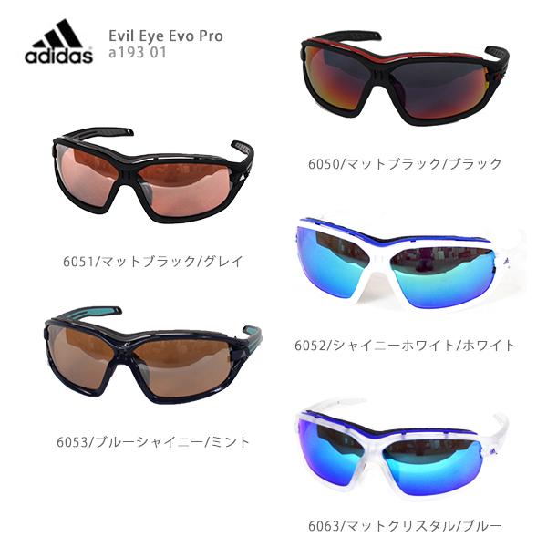 【タイムセール!】adidas〔アディダス サングラス〕<2018>evil eye pro a193/01〔SA〕