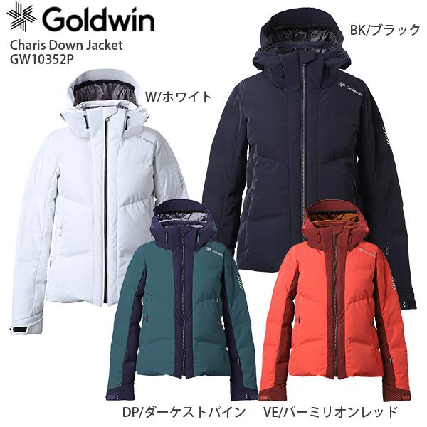 早期予約受付中 GOLDWIN〔ゴールドウィン スキーウェア レディース ジャケット〕<2021>GW10352P Charis Down Jacket〔カリスダウンジャケット〕【MUJI】
