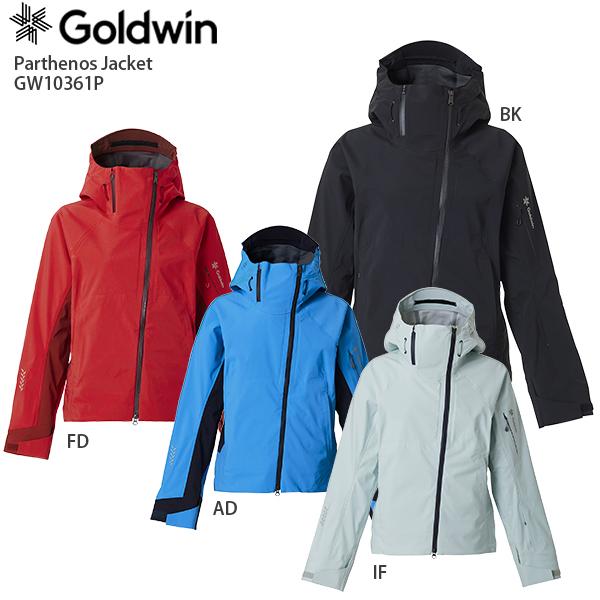早期予約受付中 GOLDWIN〔ゴールドウィン スキーウェア レディース ジャケット〕<2021>GW10361P Parthenos Jacket〔パルテノスジャケット〕【MUJI】