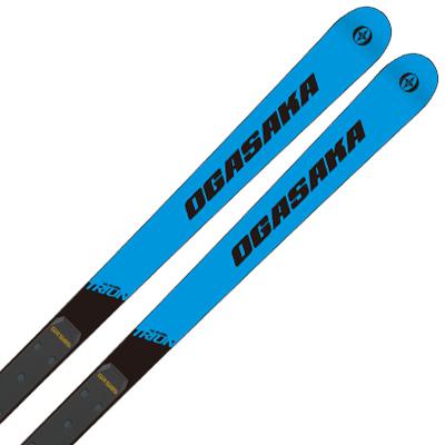 【39ショップ限定!エントリーでP2倍 6/11 01:59まで】OGASAKA オガサカ スキー板 <2020>TRIUN〔トライアン〕GS-30 + GR585N + <20>FREEFLEX EVO 16 19-20 ビンディング セット 取付無料