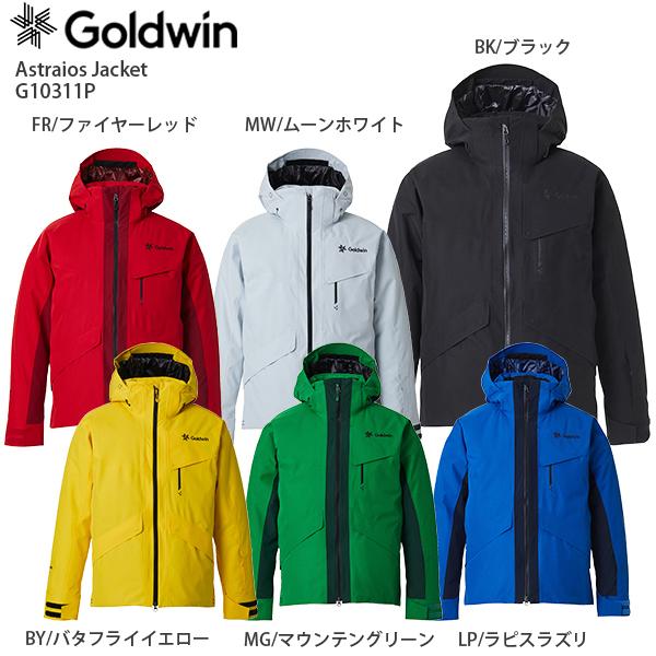 ゴールドウィン スキーウェア ジャケット GOLDWIN <20-21> G10311P Astraios Jacket アストライオスジャケット 【GORE-TEX】 2021 NEWモデル