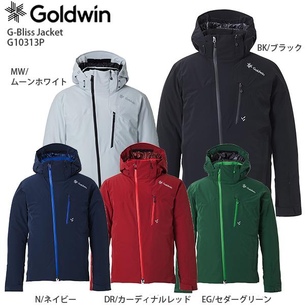 早期予約受付中 GOLDWIN〔ゴールドウィン スキーウェア ジャケット〕<2021> G10313P G-Bliss Jacket〔Gブリスジャケット〕【MUJI】