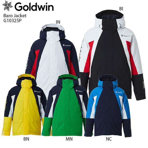 早期予約受付中 GOLDWIN〔ゴールドウィン スキーウェア ジャケット〕<2021> G10325P Baro Jacket〔バロジャケット〕【MUJI】