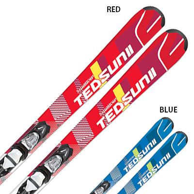 Swallow Ski スワロー サーフ スキー板 <2020>TEDSUN 2 + XPRESS 10 B83 19-20 ビンディング セット 取付無料〔SA〕