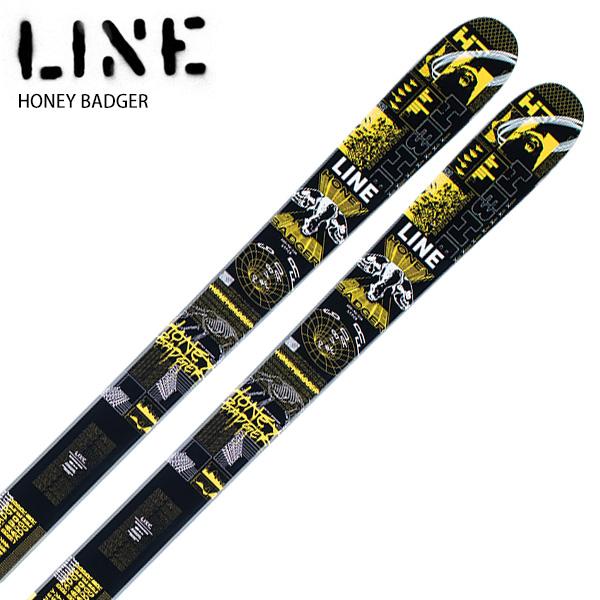 ライン レディース スキー板 ビンディング セット LINE 20-21 HONEY BADGER ハニーバジャー + <21>ATTACK2 13 GW 取付無料 2021 NEWモデル