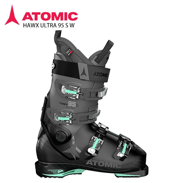 アトミック レディース スキーブーツ ATOMIC <20-21> HAWX ULTRA 95 S W ホークス ウルトラ 95 S W 2021 NEWモデル レディース