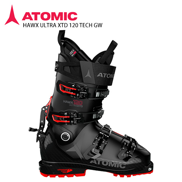 アトミック スキーブーツ ATOMIC <20-21> HAWX ULTRA XTD 120 TECH GW ホークス ウルトラ XTD 120 TECH GW ウォーク ハイクモード グリップウォーク 2021 NEWモデル メンズ レディース
