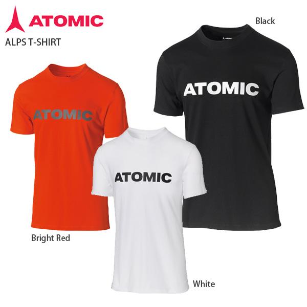プラスノー 通信販売 ATOMIC〔アトミック Tシャツ〕 2020 T-SHIRT ALPS WEB限定