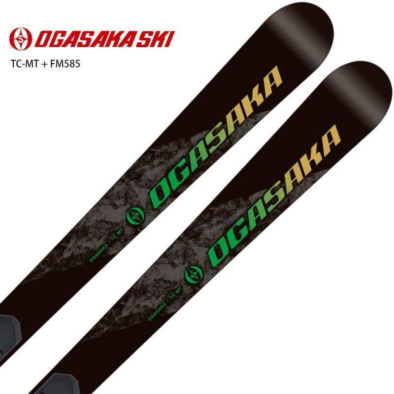 OGASAKA オガサカ スキー板 <2022> TC-MT + FM585【2021-2022早期予約】