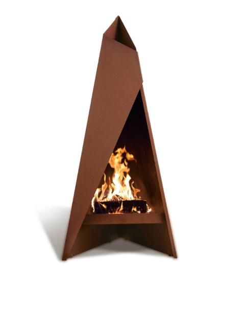 Tipi150 ティピ150 81040 アウトドア BBQ キャンプ 焚火 ファイヤーサイド ヒタ HETA 送料無料
