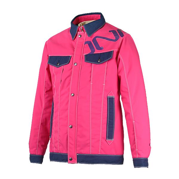 ONYONE(オンヨネ) スキーウェア OUTER JACKET メンズ レディース 男女兼用 ONJ96110 944(Pink)