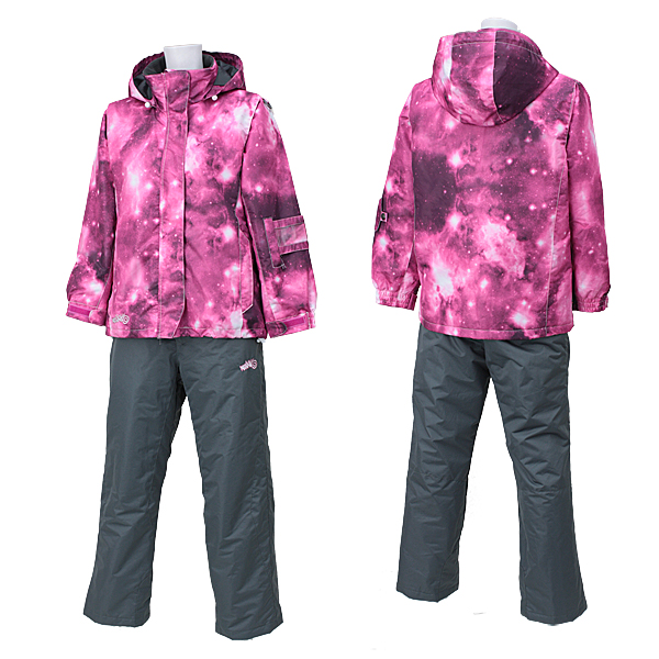 AIRWALK(エアウォーク) レディース 女性用防寒着 スキーウエア AWW-2251 PINK(ピンク)