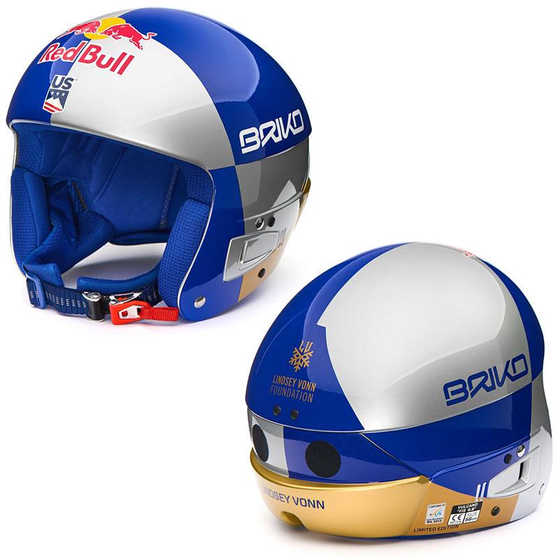 BRIKO(ブリコ) 2001SI0 VULCANO RB LVF FIS 6.8 ユニセックス スキー ヘルメット