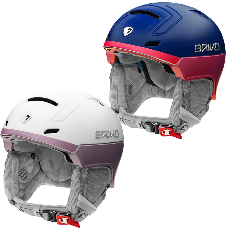 BRIKO(ブリコ) 20012T0 AMBRA レディース スキー スノーボード ヘルメット フリーライド