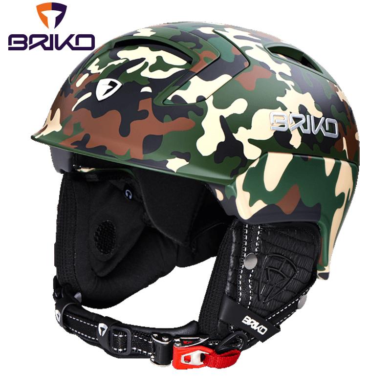 BRIKO MONGIBELLO スキーヘルメット フリーライド 2017-2018w メンズ レディース 20000d0 A65(マットアーミーカモ)