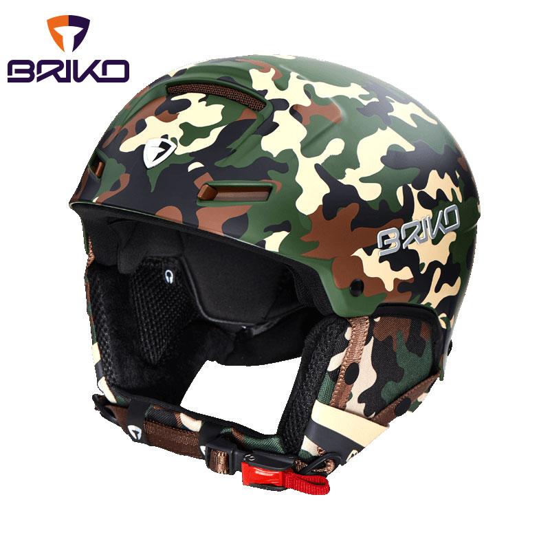 BRIKO FAITO フリーライド スキーヘルメット 2017-2018w メンズ レディース 20001m0 A65(マットアーミーカモ)
