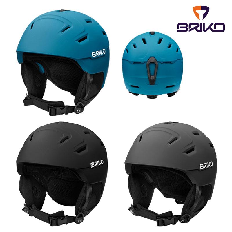BRIKO(ブリコ) 2002JP0 BRIKO BRIKO STORM[ストーム] FREE RIDE スキーヘルメット