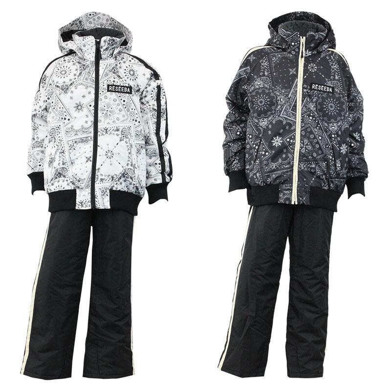 ONYONE RESEEDA(オンヨネ レセーダ) RES71001 ジュニアスキースーツ 小学生・中学生 130 140 150 160 スキーウェア