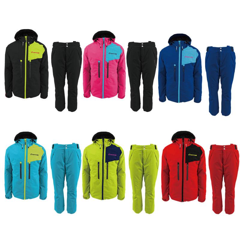 ONYONE(オンヨネ) ON91571SET OUTER JACKET&PANTS SET スキースーツ