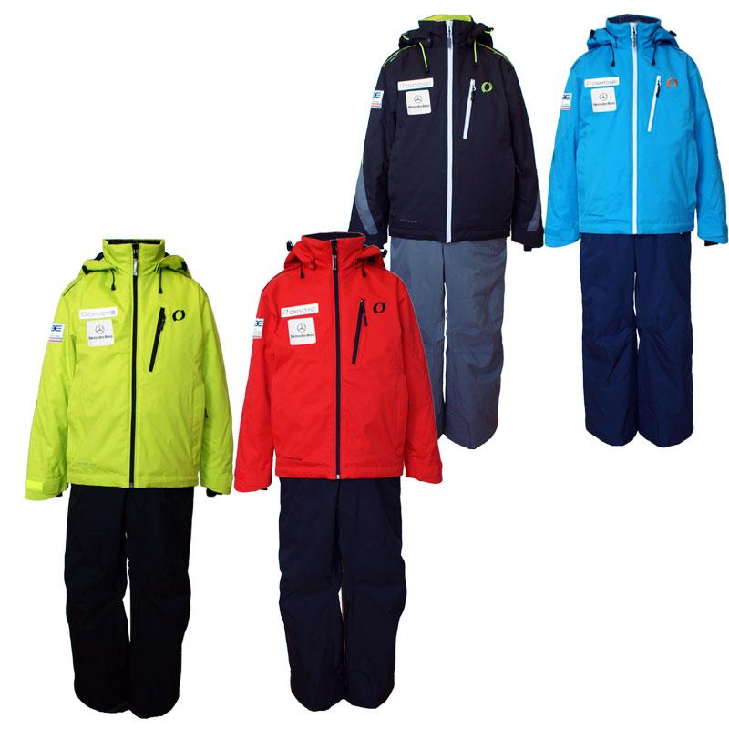 ONYONE(オンヨネ) ONS71520 ジュニアスキーウェア ONS71520 スキー スノーボード 雪遊び