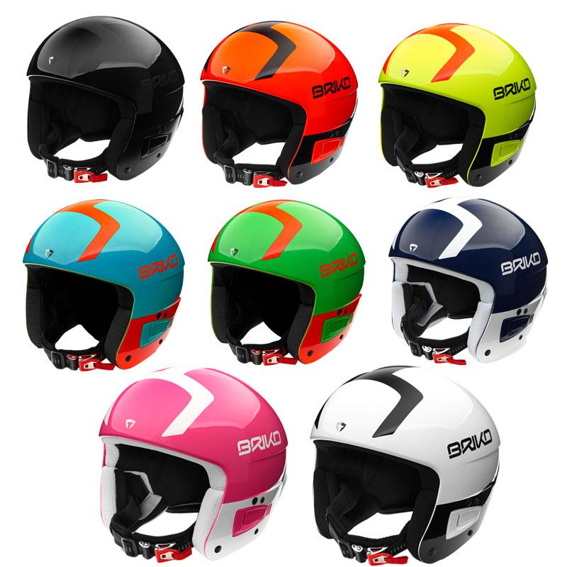 BRIKO(ブリコ) 200020 VULCANO FIS6.8 スキーヘルメット FIS対応モデル 大人用