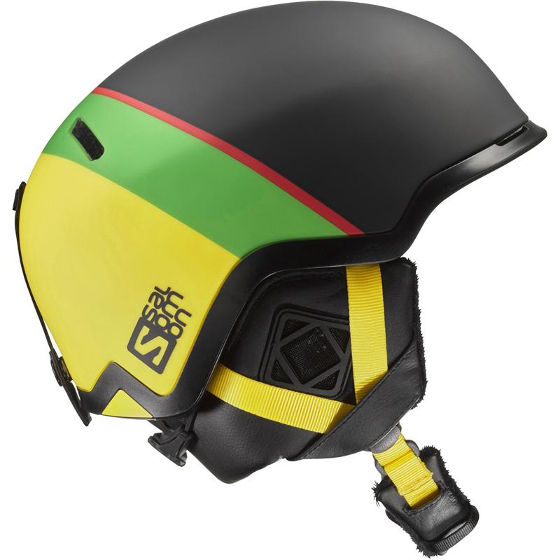 SALOMON(サロモン) L39042100 HACKER スキー スノーボード ヘルメット フリーライド L39042100