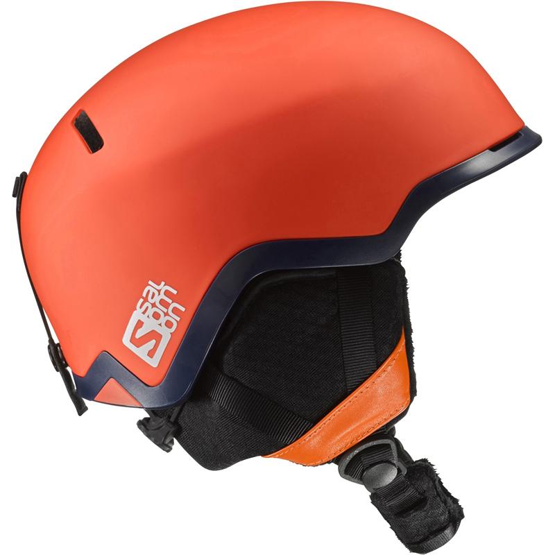 SALOMON(サロモン) L39042200 HACKER スキー スノーボード ヘルメット フリーライド L39042200