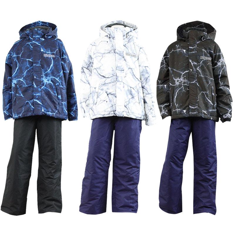 ONYONE(オンヨネ) RES71006 ジュニアスキースーツ(上下セット) 小学生・中学生 スキーウェア ボードウェア 130 140 150 160 雪遊び