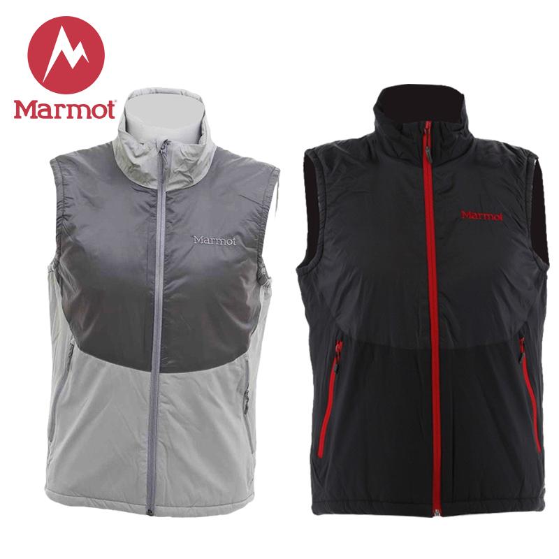 Marmot(マーモット) MJM-F7008 メンズ CLIMB WOOLWRAP VEST ナイロンベスト アウトドア キャンプ