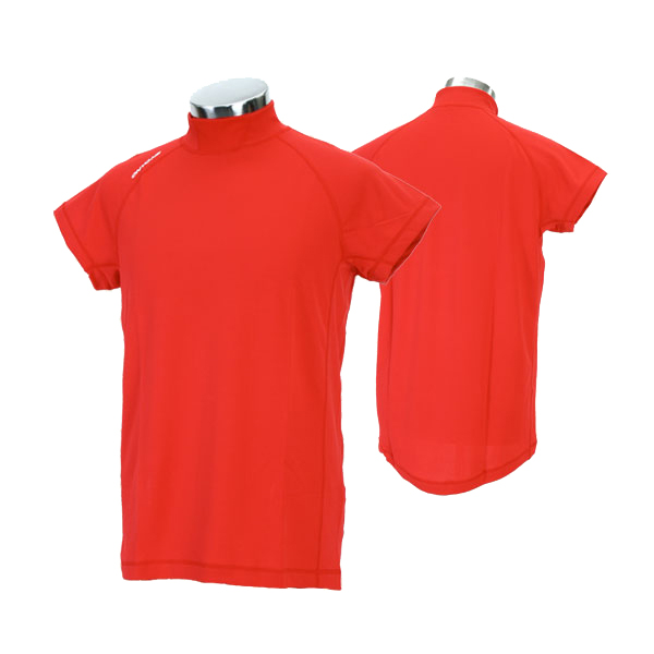 055 durable distinguished shoulder sleeve ONYONE baseball gear OKA96401 On Yo Ne men training suit high gray termiddle neck shoulder sleeve (red) 02P28oct13
