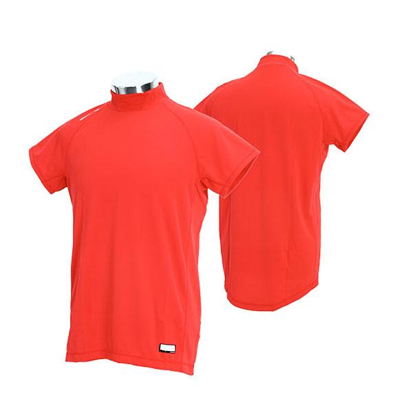 Durability shoulder sleeve ONYONE baseball gear OKA96401 055N on men's sweaters heigratormiddleneckshouldersleeb (red (name.)) 02P31Aug14