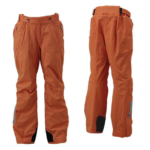 ONYONE(オンヨネ) SIDEOPEN PANTS メンズ レディース ONP07150-ONS 145(ORANGE)