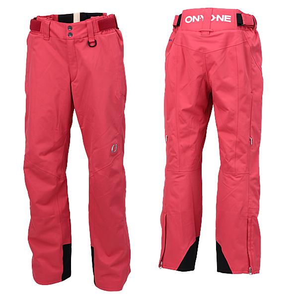 ONYONE(オンヨネ) OUTER PANTS メンズ レディース ONP17155S 043(RED)