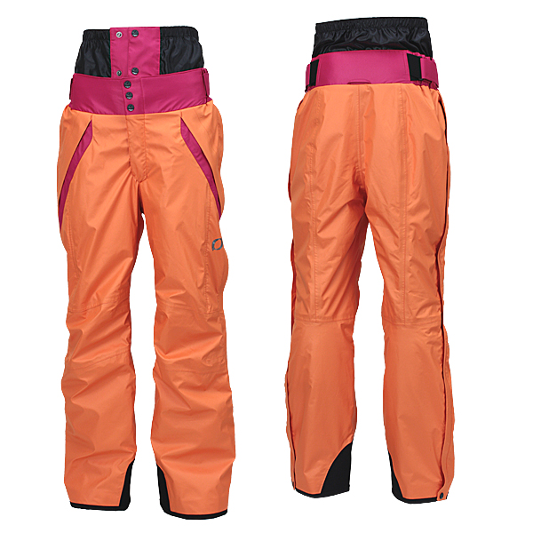 ONYONE(オンヨネ) OUTER PANTS メンズ レディース ONP17550S 114954(ORANGE/MAGENTA)