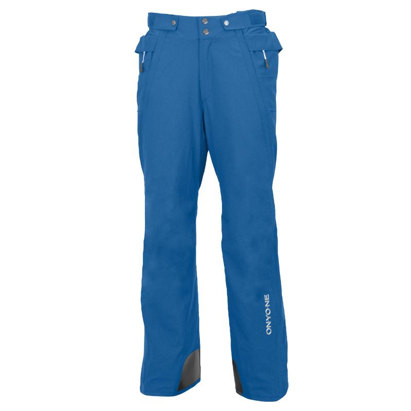 SIDEOPEN PANTS スキー アウターパンツ ONP99051 BLUE ブルー