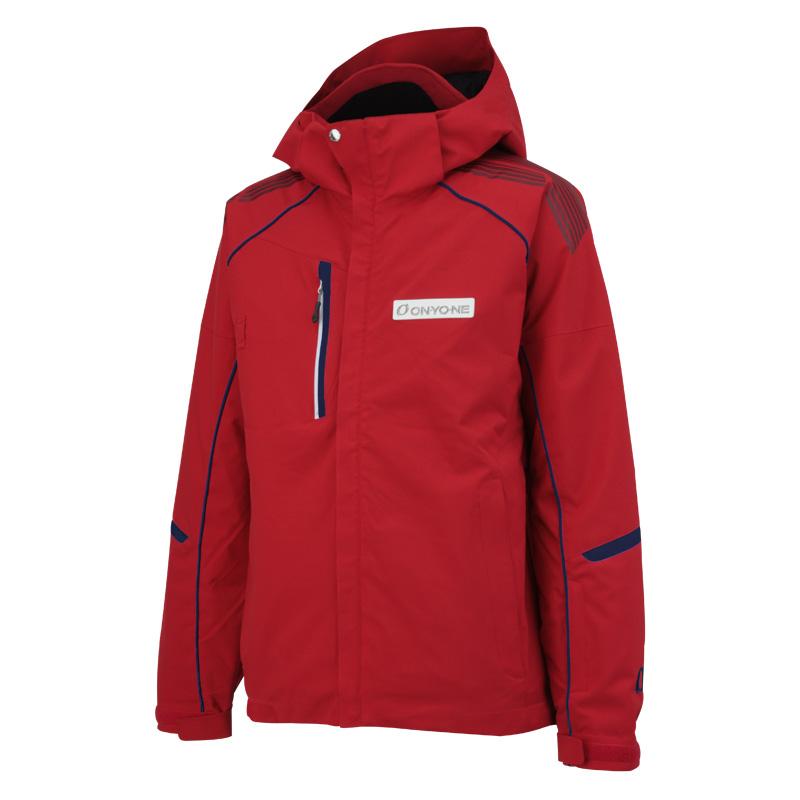ONYONE(オンヨネ) OUTER JACKET (アウタージャケット)スキージャケット ONJ90300 055(RED) SS S M L O XO