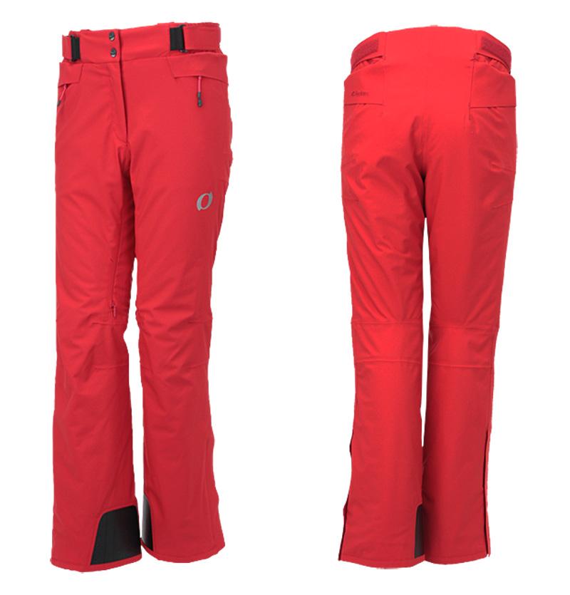ONYONE(オンヨネ) レディース インターナショナルモデル スキーパンツ ONP19031S 055(RED)